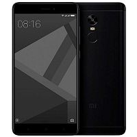 купить Xiaomi Redmi Note 4X 64GB/4GB Global Version Dual SIM Black (Черный) в Мурманске